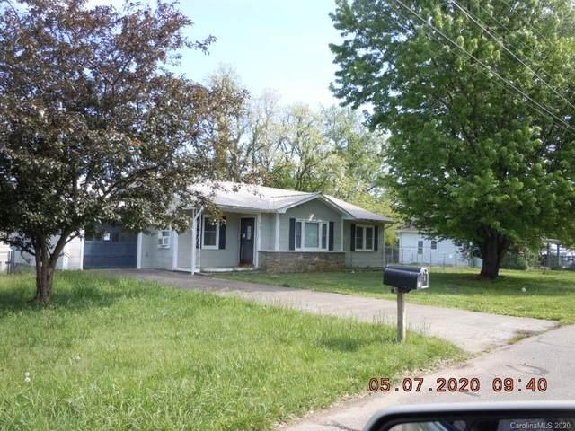 55 Francis Street, Waynesville, NC 28786 (#3621083) :: MartinGroup Properties