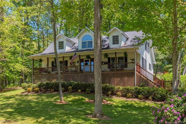 95 Holly Ridge Road, Waynesville, NC 28786 (#3621089) :: Keller Williams Professionals