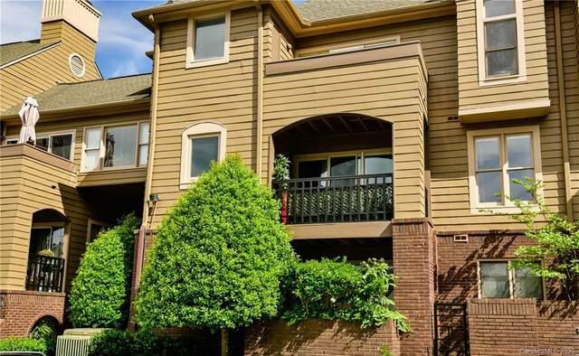 1101 Morehead Street #35, Charlotte, NC 28204 (#3621091) :: LePage Johnson Realty Group, LLC