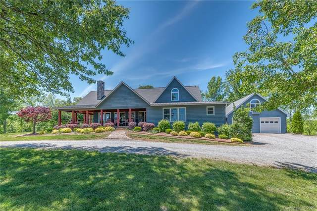 1083 Phillips Dairy Road, Tryon, NC 28782 (#3621115) :: MartinGroup Properties