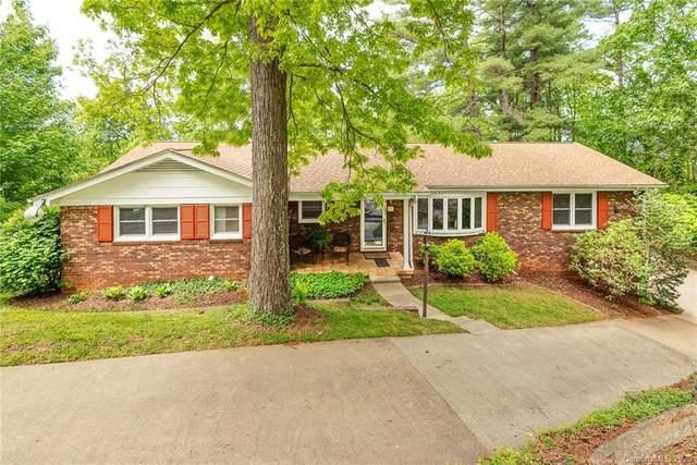 56 Audubon Drive, Asheville, NC 28804 (#3621137) :: Besecker Homes Team