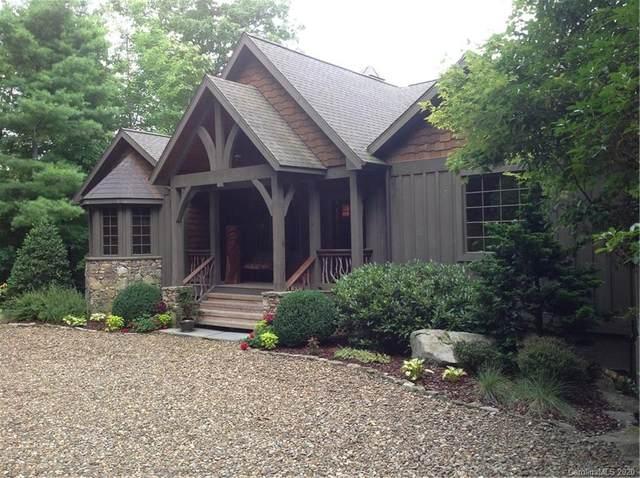 601 Hawk Mountain Road 26A, 18, Lake Toxaway, NC 28747 (#3621140) :: MartinGroup Properties