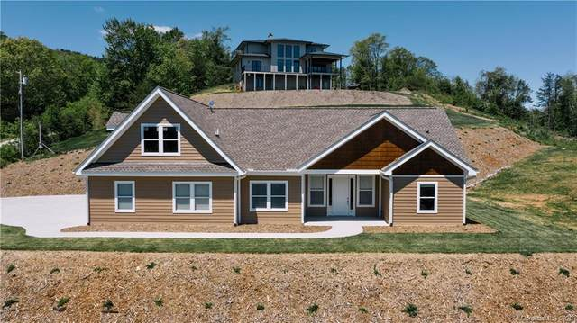 311 Spivey Mountain Road, Asheville, NC 28806 (#3621159) :: Keller Williams Professionals