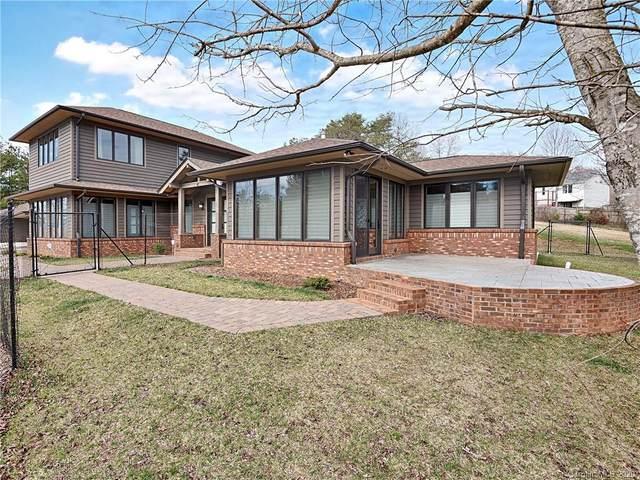 41 Wildwood Park, Weaverville, NC 28787 (#3621254) :: Besecker Homes Team