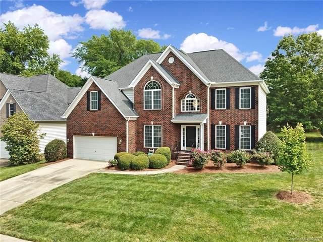 10195 Willow Rock Drive, Charlotte, NC 28277 (#3621293) :: Rinehart Realty