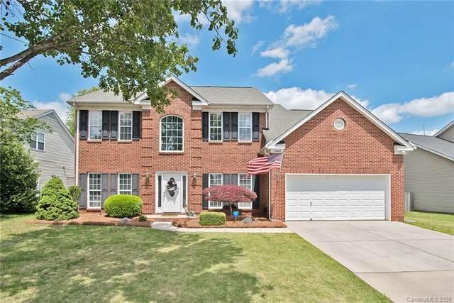 1448 Whitman Drive NW, Concord, NC 28027 (#3621307) :: High Performance Real Estate Advisors