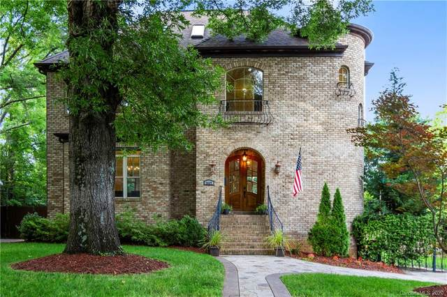 2637 Shenandoah Avenue, Charlotte, NC 28205 (#3621332) :: Carlyle Properties