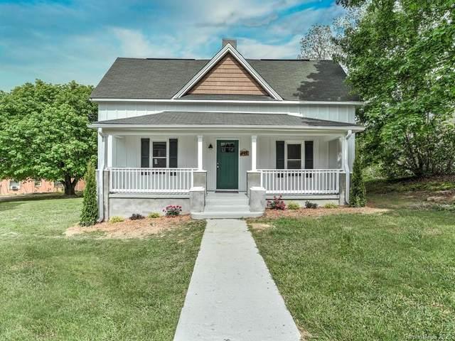 129 N Main Street, Canton, NC 28716 (#3621370) :: High Performance Real Estate Advisors