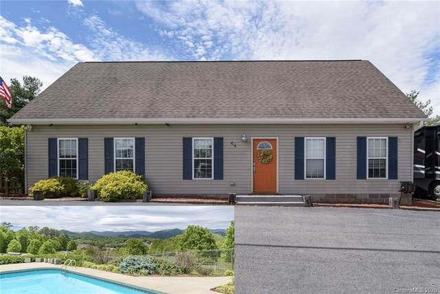 64 Gibbs Road, Leicester, NC 28748 (#3621400) :: Carolina Real Estate Experts