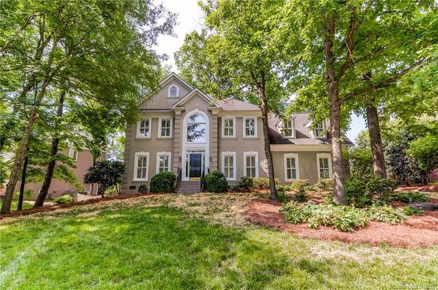 9918 Deer Brook Lane, Charlotte, NC 28210 (#3621433) :: Carlyle Properties