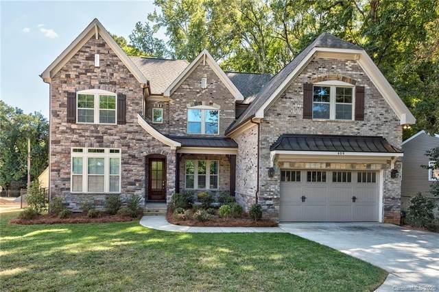 406 N Sharon Amity Road, Charlotte, NC 28211 (#3621457) :: Ann Rudd Group