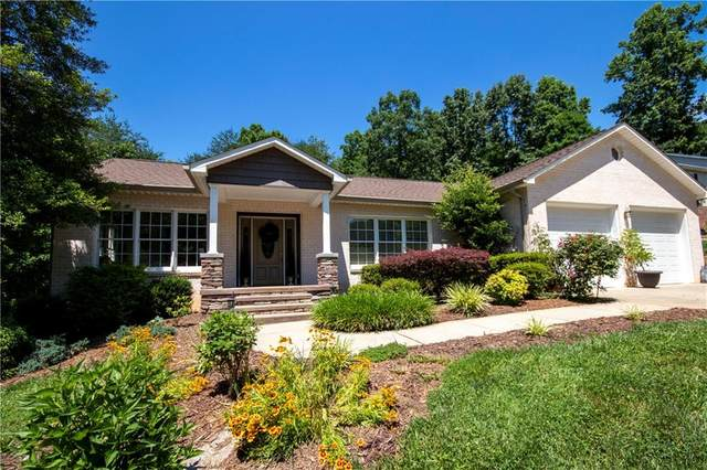 1009 Cambridge Court, Lenoir, NC 28645 (#3621485) :: TeamHeidi®