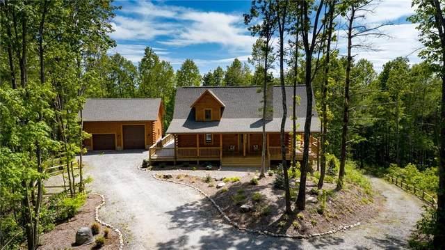 4991 White Oak Way, Lenoir, NC 28645 (#3621491) :: Ann Rudd Group