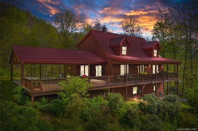 71 Cotton Trail, Mars Hill, NC 28754 (#3621520) :: The Premier Team at RE/MAX Executive Realty