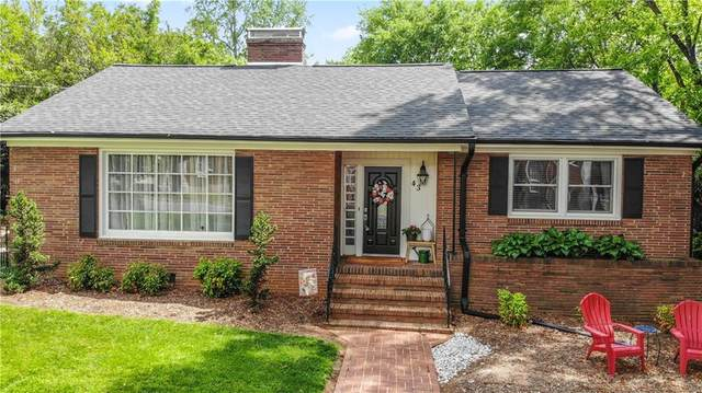 43 W 6th Street, Newton, NC 28658 (#3621637) :: Homes Charlotte