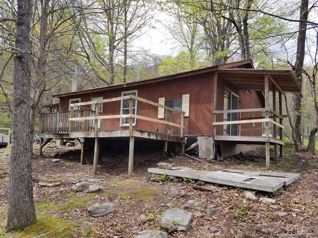 135 Carpenter Branch Road, Maggie Valley, NC 28751 (#3621708) :: Keller Williams Professionals