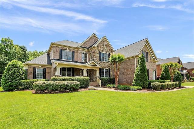344 Kindling Wood Lane, Waxhaw, NC 28173 (#3621732) :: MartinGroup Properties