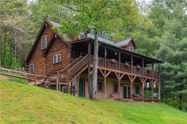 228 White Mountain Road, Waynesville, NC 28785 (#3621828) :: TeamHeidi®