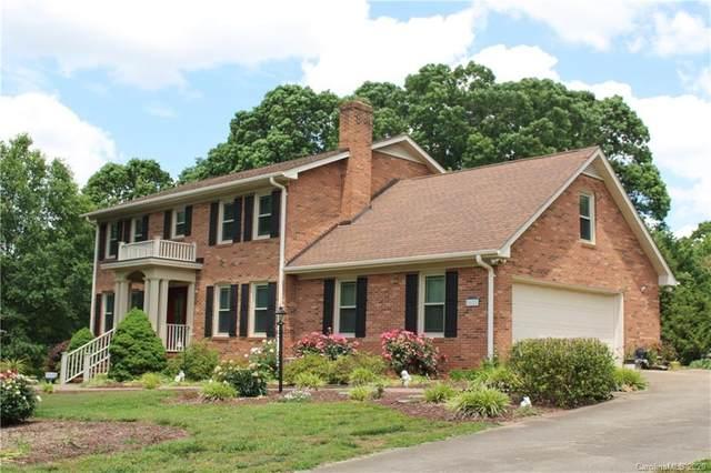 1621 Bennington Drive, Concord, NC 28027 (#3621859) :: High Performance Real Estate Advisors