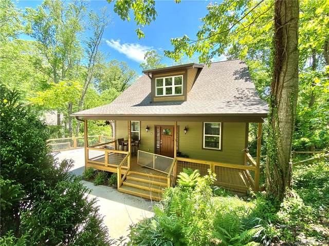 255 Old Haw Creek Road, Asheville, NC 28805 (#3621931) :: Keller Williams South Park