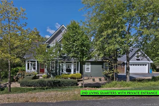 12 Songbird Lane, Weaverville, NC 28787 (#3621945) :: Besecker Homes Team
