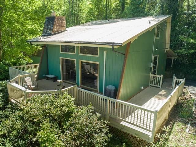 57 Peachy Keene Place, Waynesville, NC 28785 (#3621961) :: Exit Realty Vistas