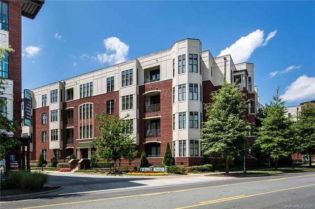 2810 Selwyn Avenue #101, Charlotte, NC 28209 (#3621965) :: Robert Greene Real Estate, Inc.