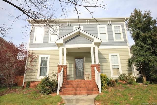 711 Parkside Terrace Lane, Charlotte, NC 28202 (#3621989) :: Scarlett Property Group
