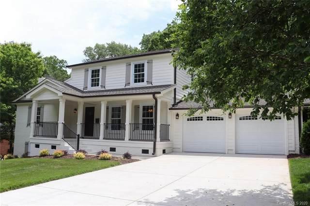 1111 Greentree Drive, Charlotte, NC 28211 (#3622081) :: Ann Rudd Group