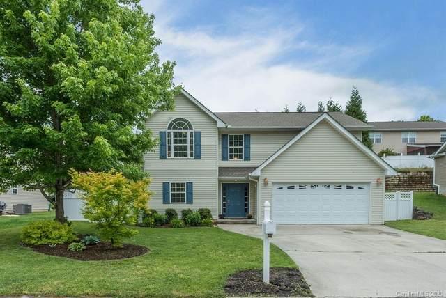 17 Attaberry Court, Asheville, NC 28805 (#3622138) :: Cloninger Properties