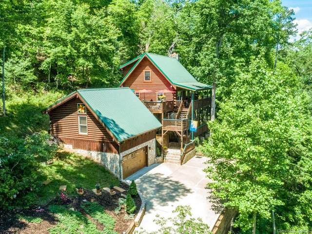 148 Swans Way #253, Lake Lure, NC 28746 (#3622149) :: Keller Williams South Park
