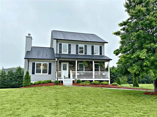 4992 Munger Lane, Hickory, NC 28602 (#3622179) :: Homes Charlotte