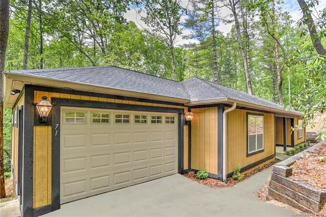 71 Badger Run, Hendersonville, NC 28739 (#3622219) :: Puma & Associates Realty Inc.