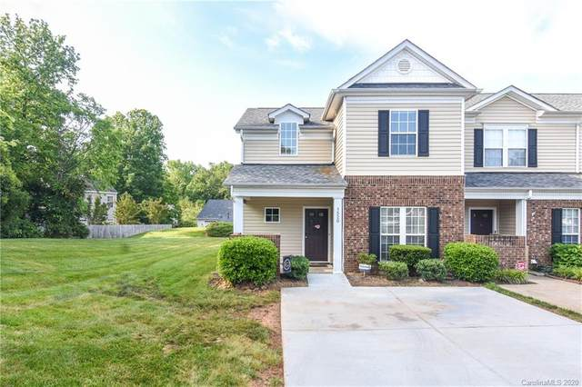 1520 Sylvia Court, Charlotte, NC 28205 (#3622260) :: Miller Realty Group