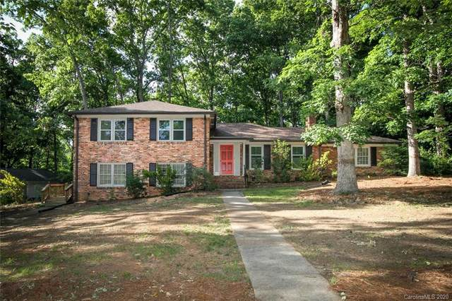 1000 Nottingham Drive, Charlotte, NC 28211 (#3622267) :: The Elite Group