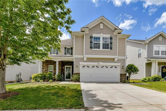 12913 Tahoe Drive, Charlotte, NC 28273 (#3622270) :: Stephen Cooley Real Estate Group