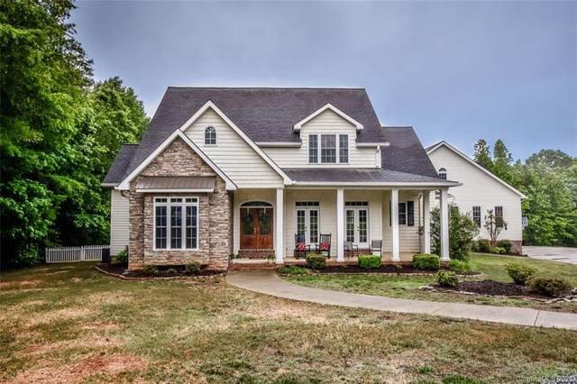 243 W Thomas Street, Troutman, NC 28166 (#3622321) :: Rowena Patton's All-Star Powerhouse