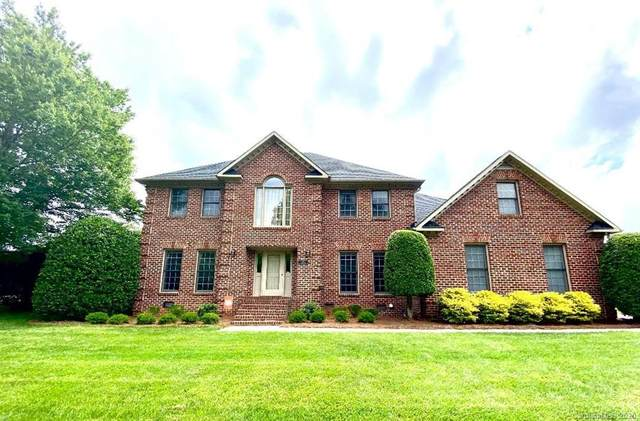 217 Spring Run Drive, Mooresville, NC 28117 (#3622339) :: LePage Johnson Realty Group, LLC