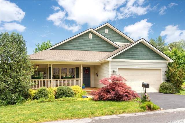 156 Springfield Meadow Drive, Etowah, NC 28729 (#3622344) :: Scarlett Property Group