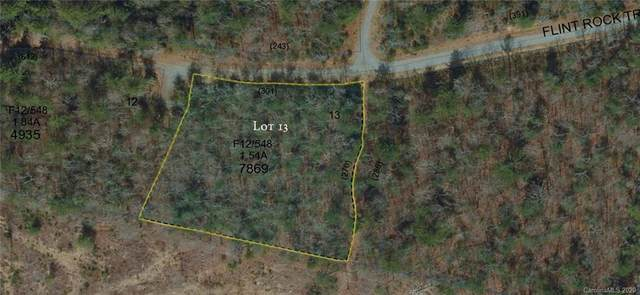 0 Flint Rock Trace #13, Cedar Mountain, NC 28718 (#3622354) :: Ann Rudd Group