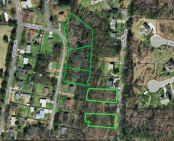 Lots 32nd St Drive NE 13,15, 21-23 / , Conover, NC 28613 (#3622368) :: Stephen Cooley Real Estate Group