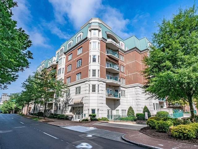 401 N Church Street #206, Charlotte, NC 28202 (#3622376) :: Stephen Cooley Real Estate Group