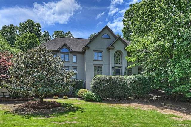 4811 Old Course Drive, Charlotte, NC 28277 (#3622386) :: MartinGroup Properties