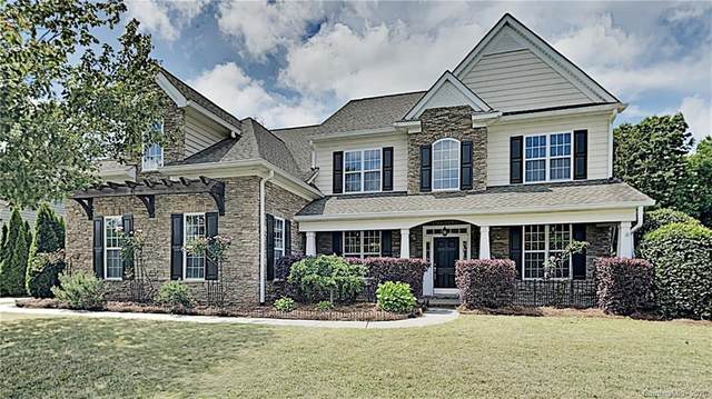 812 Springwood Drive, Waxhaw, NC 28173 (#3622426) :: Keller Williams South Park