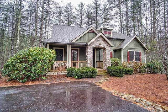 82 Woodbridge Drive, Tuckasegee, NC 28783 (#3622442) :: Carver Pressley, REALTORS®