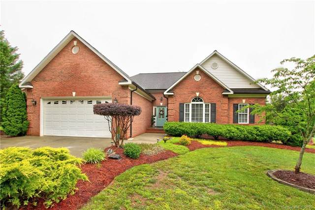 7765 Lynwood Lane, Sherrills Ford, NC 28673 (#3622449) :: LePage Johnson Realty Group, LLC