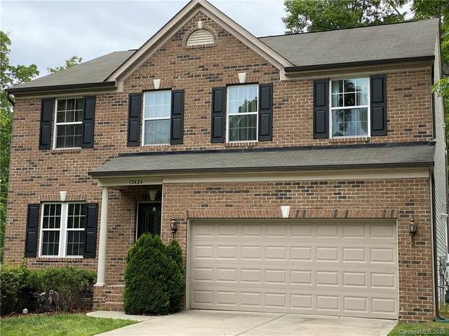 12424 Hampton Place Drive, Charlotte, NC 28269 (#3622479) :: Carver Pressley, REALTORS®