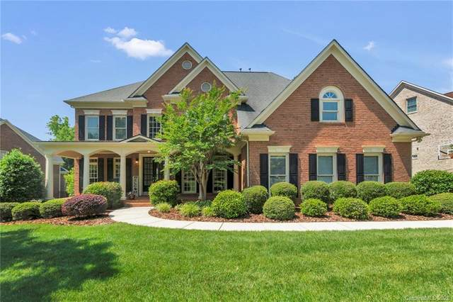 7511 Meadowgate Lane, Waxhaw, NC 28173 (#3622521) :: Caulder Realty and Land Co.