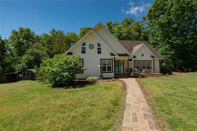 2564 Lynn Mountain Road, Vale, NC 28168 (#3622544) :: Homes Charlotte