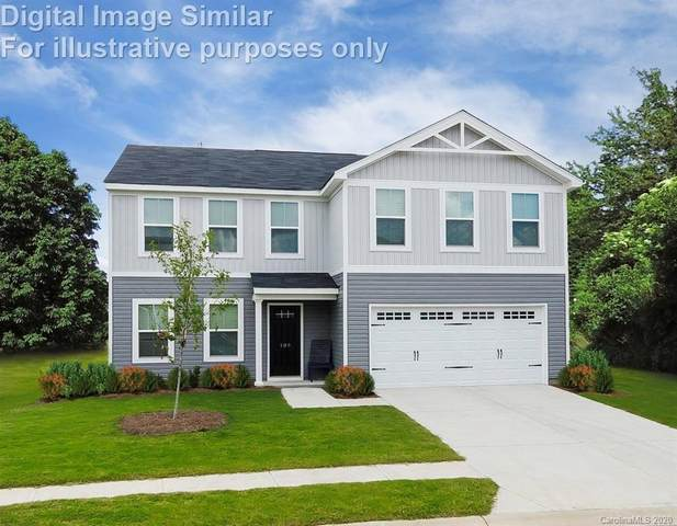 1197 Tangle Ridge Drive SE #65, Concord, NC 28025 (#3622597) :: MartinGroup Properties